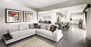 Wellard display home perth industrial living room for Interior decorators perth