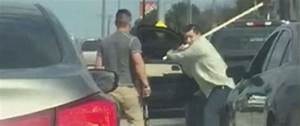 Texas Road Rage Incident Caught on Camera - ABC News