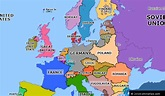 Image result for map of germany and surrounding countries ...