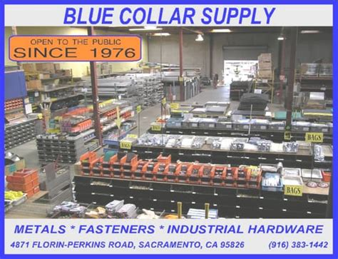 blue l sacramento blue collar supply sacramento ca yelp