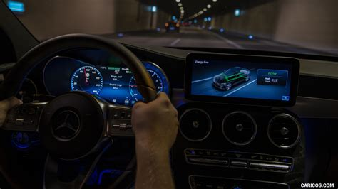 A luxury interior with personality. 2019 Mercedes-Benz C 300 de Diesel Plug-in Hybrid Sedan - Interior | HD Wallpaper #23
