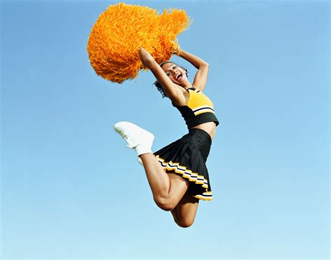 Fun Facts About Cheerleading History