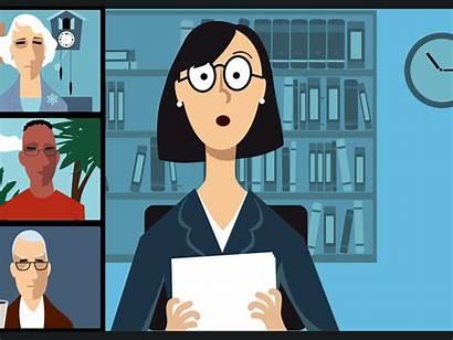 Zoom Etiquette Gulf Works Meeting Virtual Editors