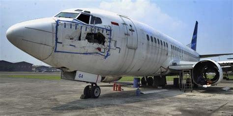 Harga Aborsi Malang Harga Bangkai Pesawat Garuda Indonesia Setara Nissan X