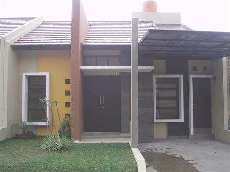 dapatkan gambar desain  denah rumah minimalis type