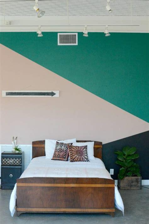 couleurs pour une chambre comment peindre une chambre raliser une tte de lit dco