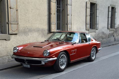 1967 Maserati Mistral Photos, Informations, Articles