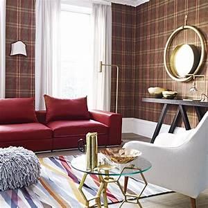 Wallpaper for living room – HOUSE INTERIOR