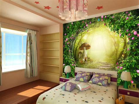 papier peint chambre romantique bien poster en trompe l oeil 5 papier peint fantasie