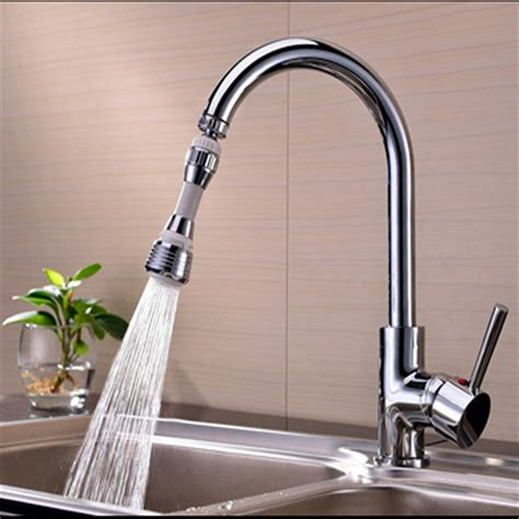 kitchen faucet aerator water saving device  home hotel
