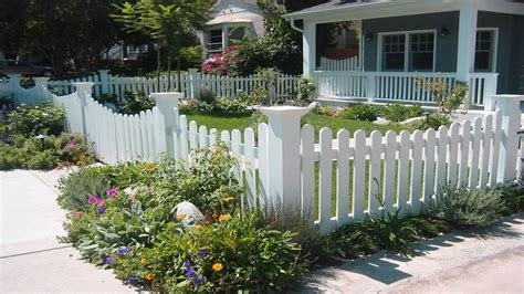 front yard fence styles best house front yard fences design ideas fences gates design youtube