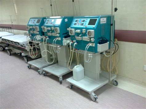 Baxter launches new hemodialysis system