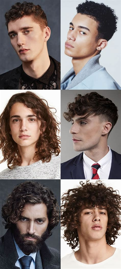 dealing  mens thick wavy unruly hair fashionbeans