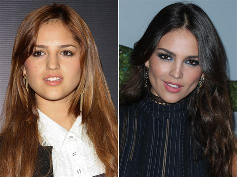 Eiza González, Before And After Beautyeditor