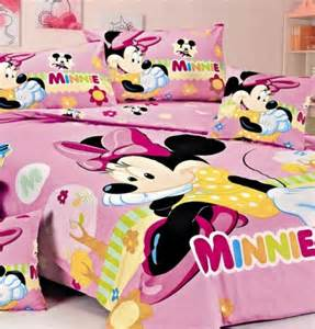 minnie mouse bedding sets girls twin full size bedding
