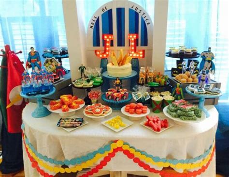 awesome justice league party ideas spaceships