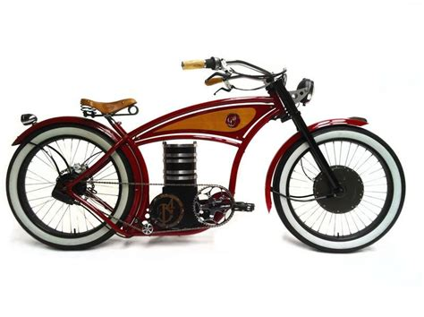 B4 Bikes, Electric Chopper Bikes From Holland