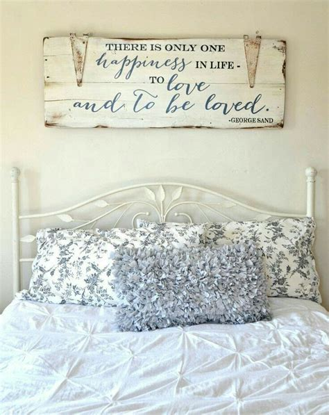 Bedroom Quote Signs