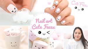 Nail art kawaii japan expo cute faces