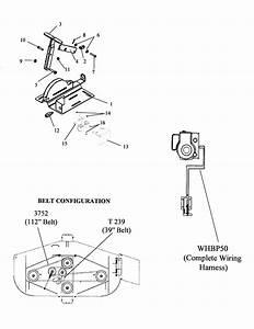 Swisher 44 Pull Behind Mower Belt Diagram