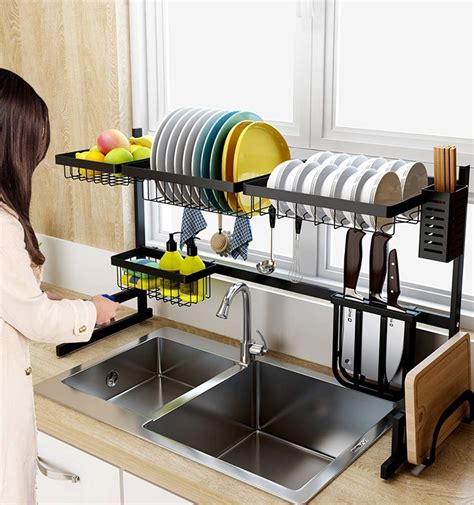 Cool Product Alert Duck Shaped Colander Set by Product Of The Week Dish Rack Sink Endangering Info