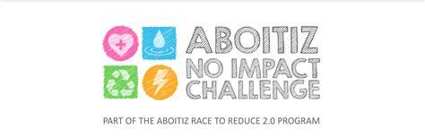 Aboitiz No Impact Challenge 2017 Campaign (CC) - Aboitiz Eyes