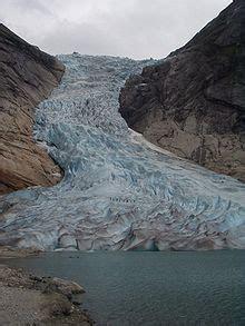 liste der norwegischen gletscher wikipedia