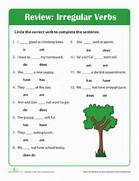 Grammar Time Irregular Verbs Worksheet Verbs Worksheet For Kindergarten Scalien Sheet For Teaching Basic Verbs Verb Card Games Beginner ESL EFL Printable Kindergarten Reading Worksheets Word Lists And Activities