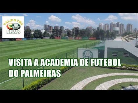 Tour Academia de Futebol (CT PALMEIRAS ) 12/10/2015 - YouTube