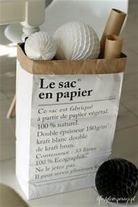 Le Sac En Papier : 1000 images about le sac en papier on pinterest paper bags typography and deco ~ Melissatoandfro.com Idées de Décoration
