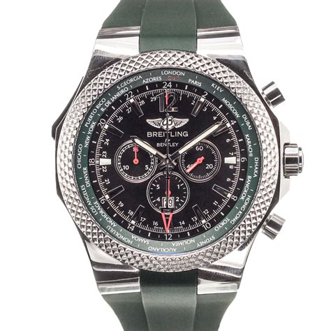 Breitling For Bentley Infos Price History Chronext