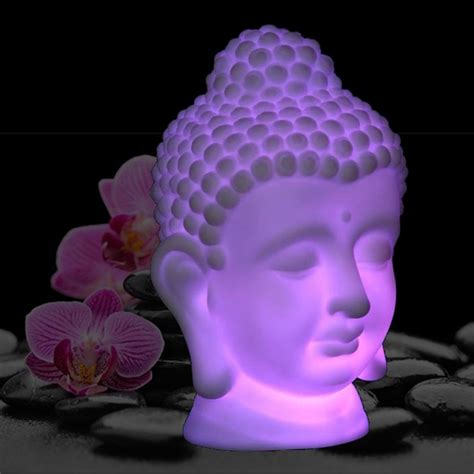 Tête De Bouddha Lumineuse à 6,90