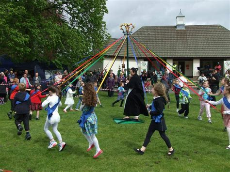 Maypole Carnival Was On Saturday 10th May 2014