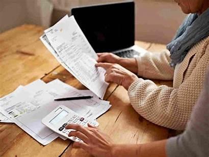 Taxes Financial Money Tax Exemptions Coronavirus Anxieties
