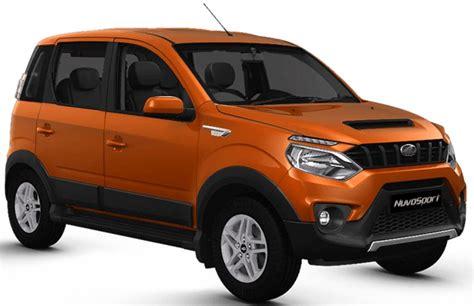 indian car mahindra mahindra nuvosport petrol price specs review pics