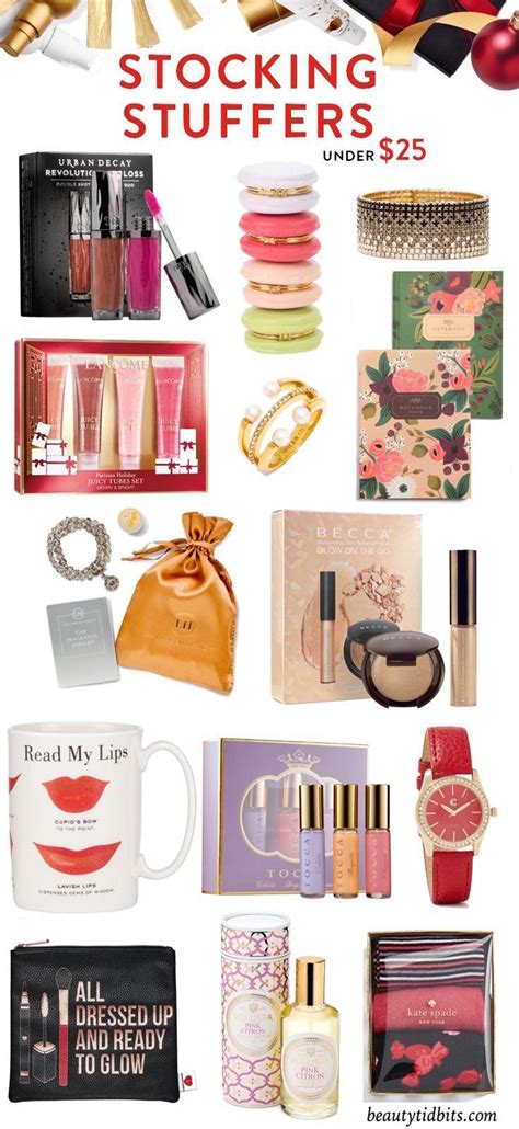 thoughtful stuffers 25 unique stocking stuffers for her ideas on pinterest stocking fillers for her traditional