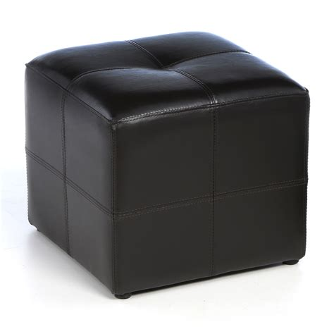 Cube Ottoman by Andover Mills Starwood Cube Ottoman Reviews Wayfair