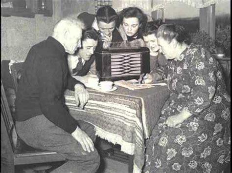 jean gabin quand on a ça jean gabin 224 la radio en 1955 quand on se prom 232 ne au
