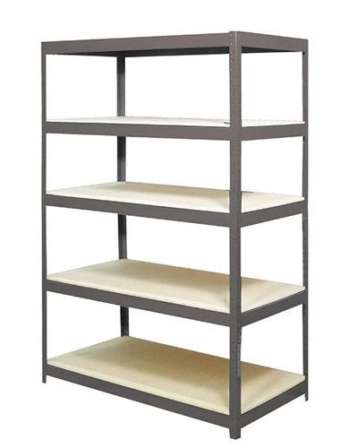"Edsal 5shelf Steel Storage Rack72""h X 36""w X18""d At Menards®"