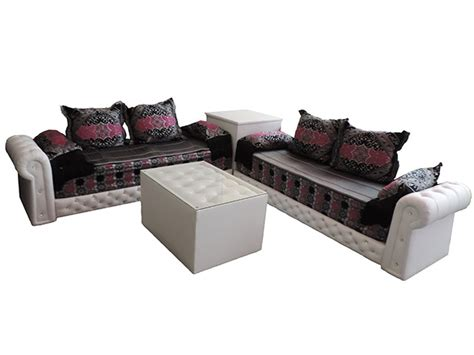 canape cuir maroc stunning fauteuille en cuir dangle style marocain
