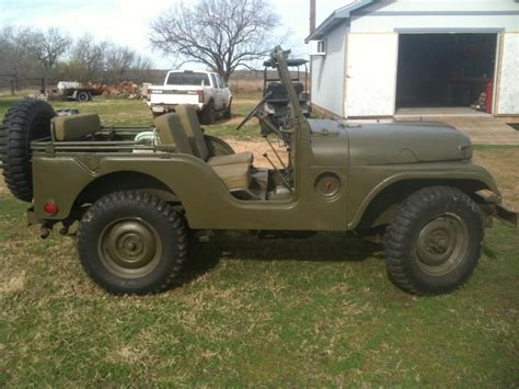 willys army jeep m38a1 military jeep classic willys jeep m38a1 1953 for sale