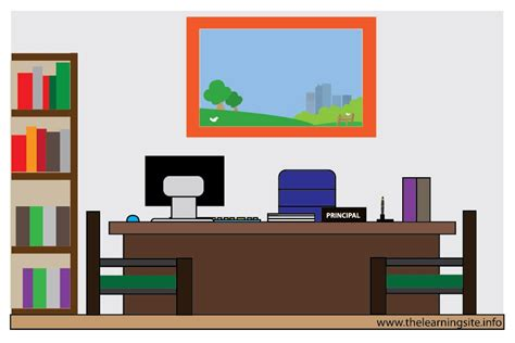 clipart bureau room clipart office pencil and in color room