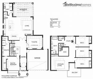 Double Storey - Bellissimo Homes House Designs, New Home
