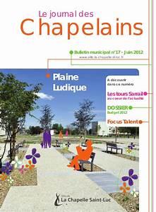 La Chapelle St Luc : la chapelle saint luc bulletin municipal n 17 ~ Medecine-chirurgie-esthetiques.com Avis de Voitures