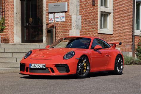 911 Gt3 Review by 2018 Porsche 911 Gt3 Drive Review Autoguide