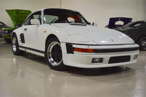 1984 Porsche 911 Turbo by 1984 Porsche 911 Turbo Fusion Luxury Motors