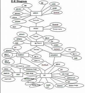 hospital management system database design free student With er diagram management of hospital moreover er diagram hospital
