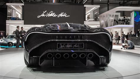 The bugatti la voiture noire is the most expensive new car in the world and recent rumours suggest that the lucky buyer is. Bugatti La Voiture Noire Interior Pics - Supercars Gallery