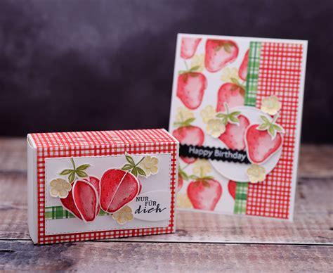 freitagsvideo geschenkset erdbeere mit produkten von
