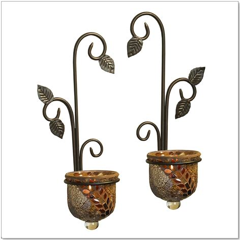 candle holder wall sconces wall sconce candle holder the shoppers guide